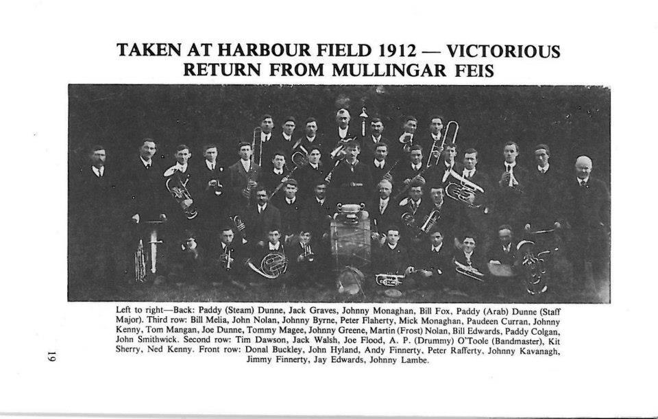 1912 Band