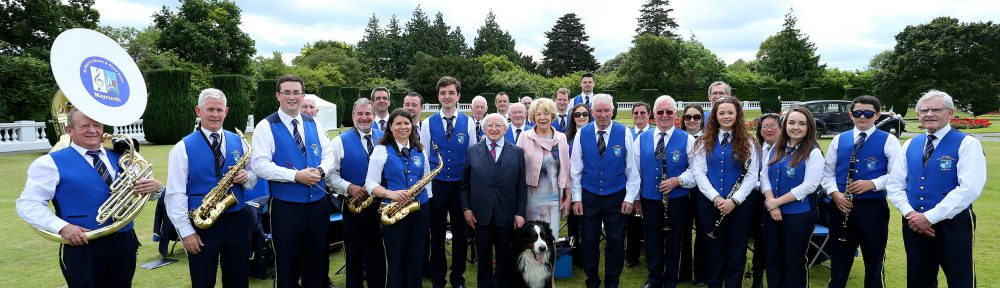 St. Mary's Brass & Reed Band Maynooth